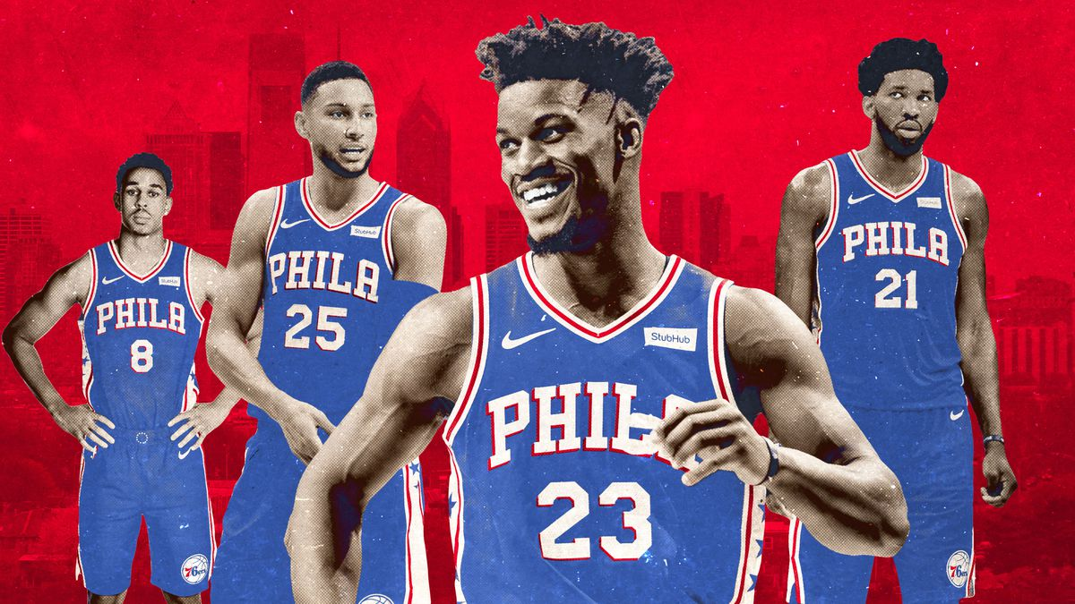 check out 90335 be502 Jimmy Butler Fixes a Few of the Sixers' Issues, but There ...
