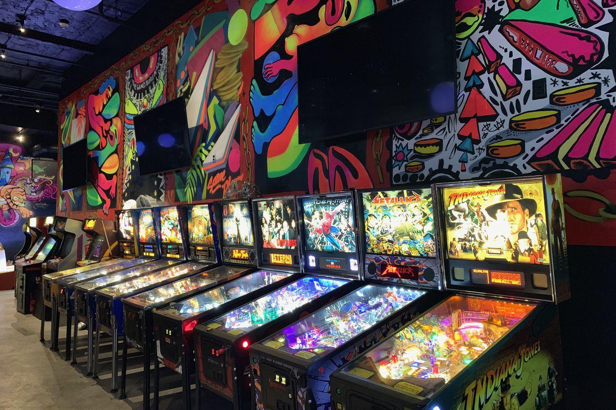 Emporium Sf Arcade Bar Opens Uptown Oakland Location