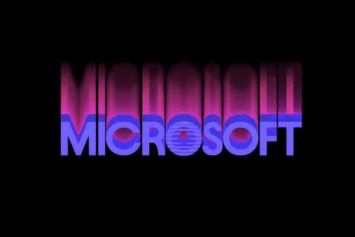 Microsoft is teasing Windows 1 0 — yes, from 1985 — for a mystery