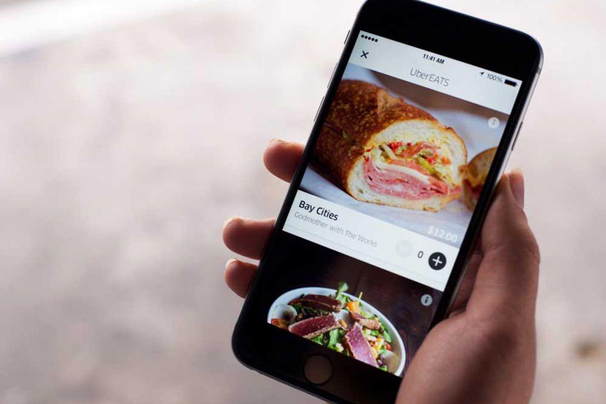 Image Result For Uber Eats Menu Today