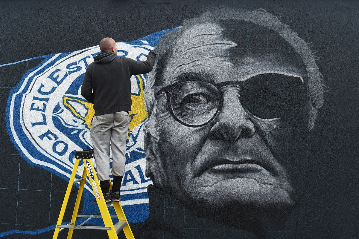 Leicester City are about to make history, will it be today?