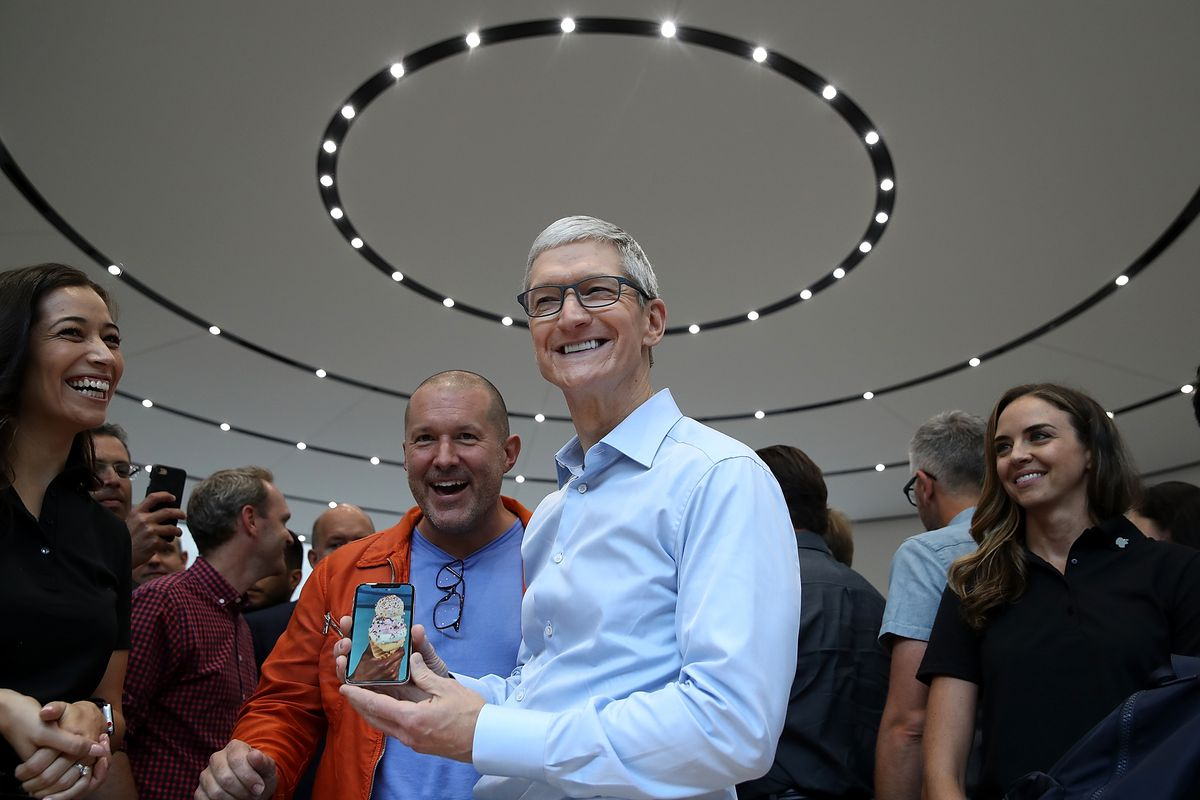 Watch All The Announcements From Apple S Iphone X Event In