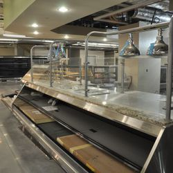 One of the prepared foods areas. [EHTX]