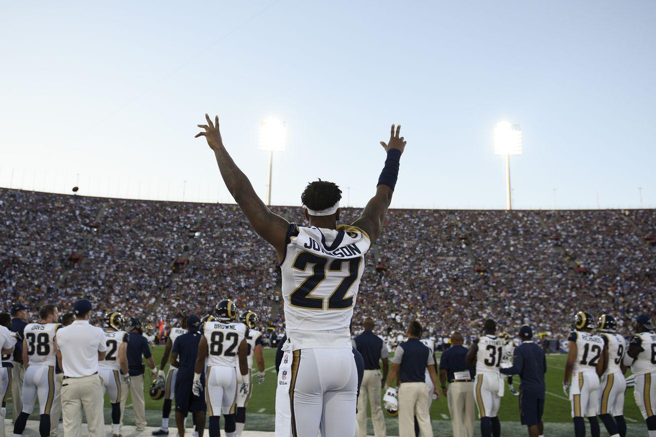 "CBS Sports' La Canfora: LA Rams CB Trumaine Johnson ""0 Percent"" Chance Of Signing Long-Term Deal"