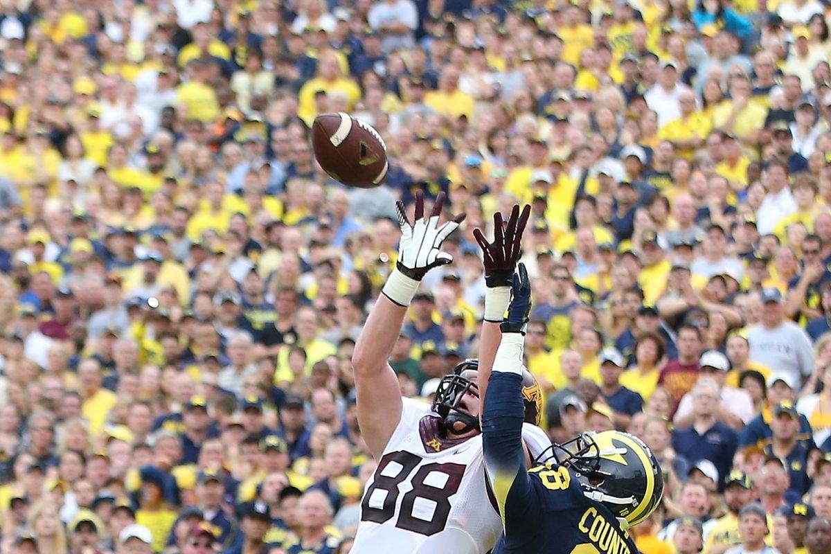 Minnesota Football Depth Chart Injury Report Vs Northwestern Wildcats