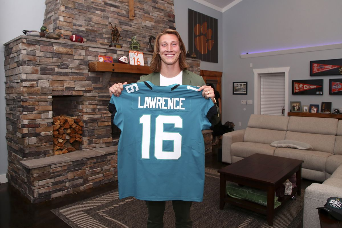 Trevor Lawrence ready to 'earn the right' to lead the Jaguars - Big Cat  Country
