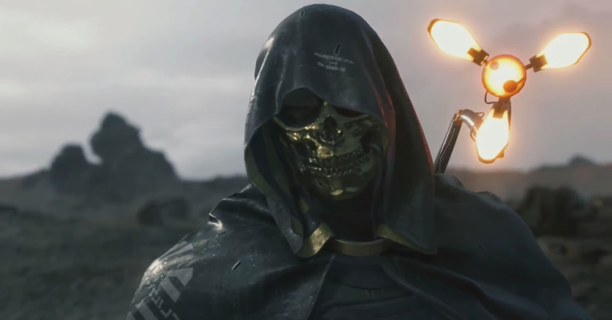Death Stranding's 'very easy mode' is for movie fans