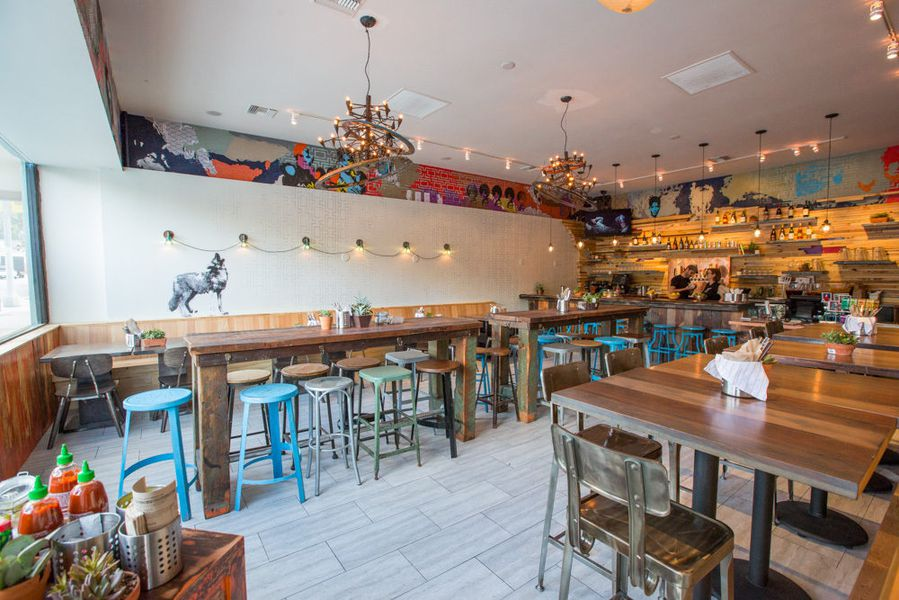 Spitz Restaurant Studio City