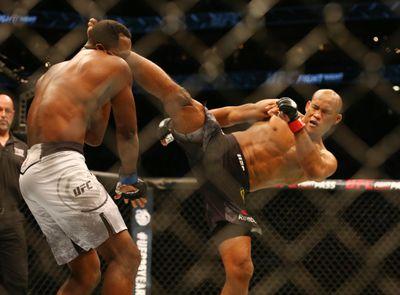 MMA: UFC Fight Night-Souza vs Brunson