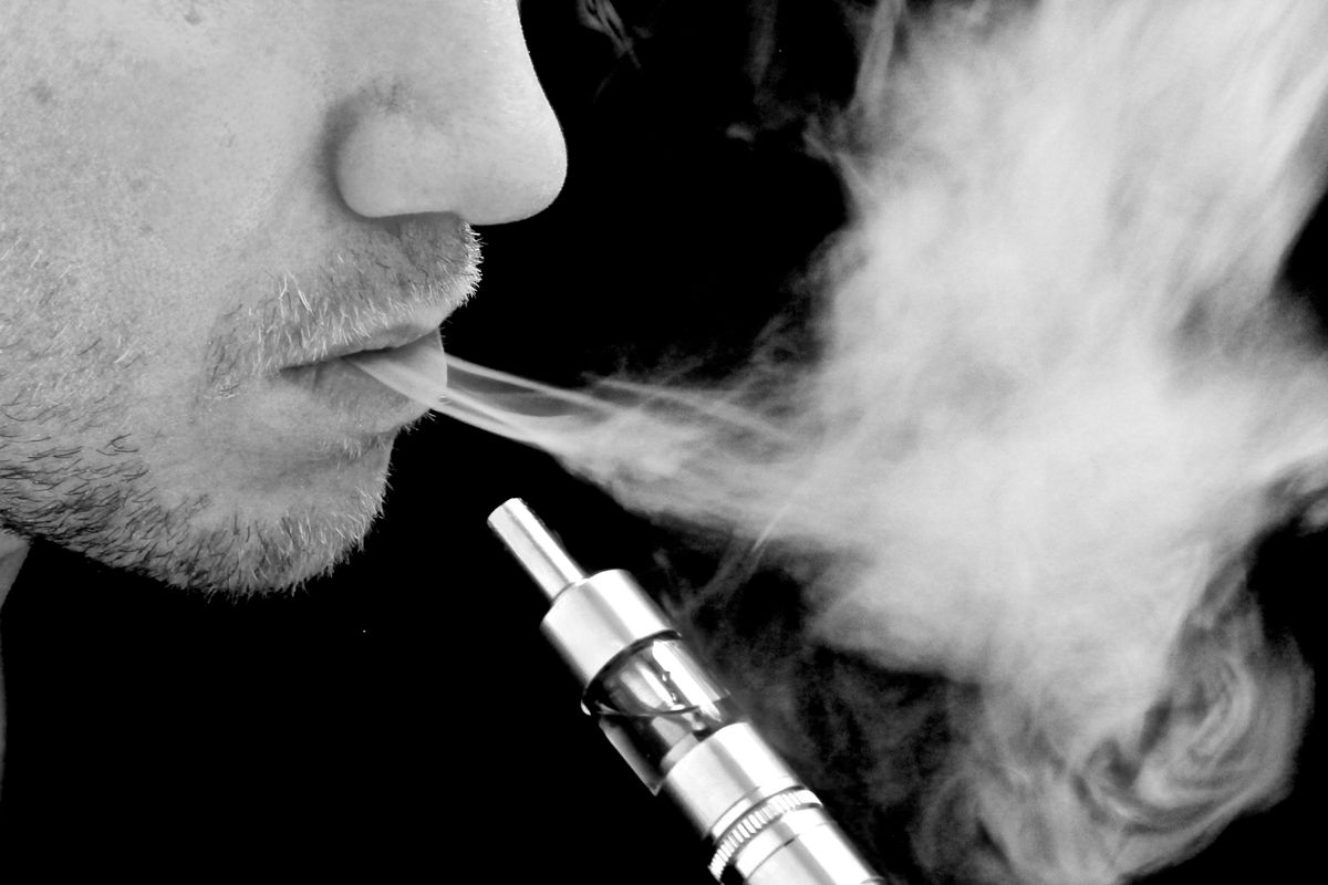 Teens are vaping more than ever, and not just nicotine - The
