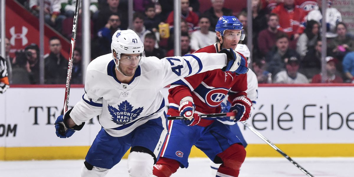 Maple Leafs To Play Montreal Canadiens In Exhibition Game Pension Plan Puppets
