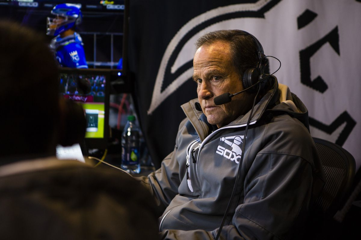 Steve Stone has been the White Sox' TV analyst since 2009.