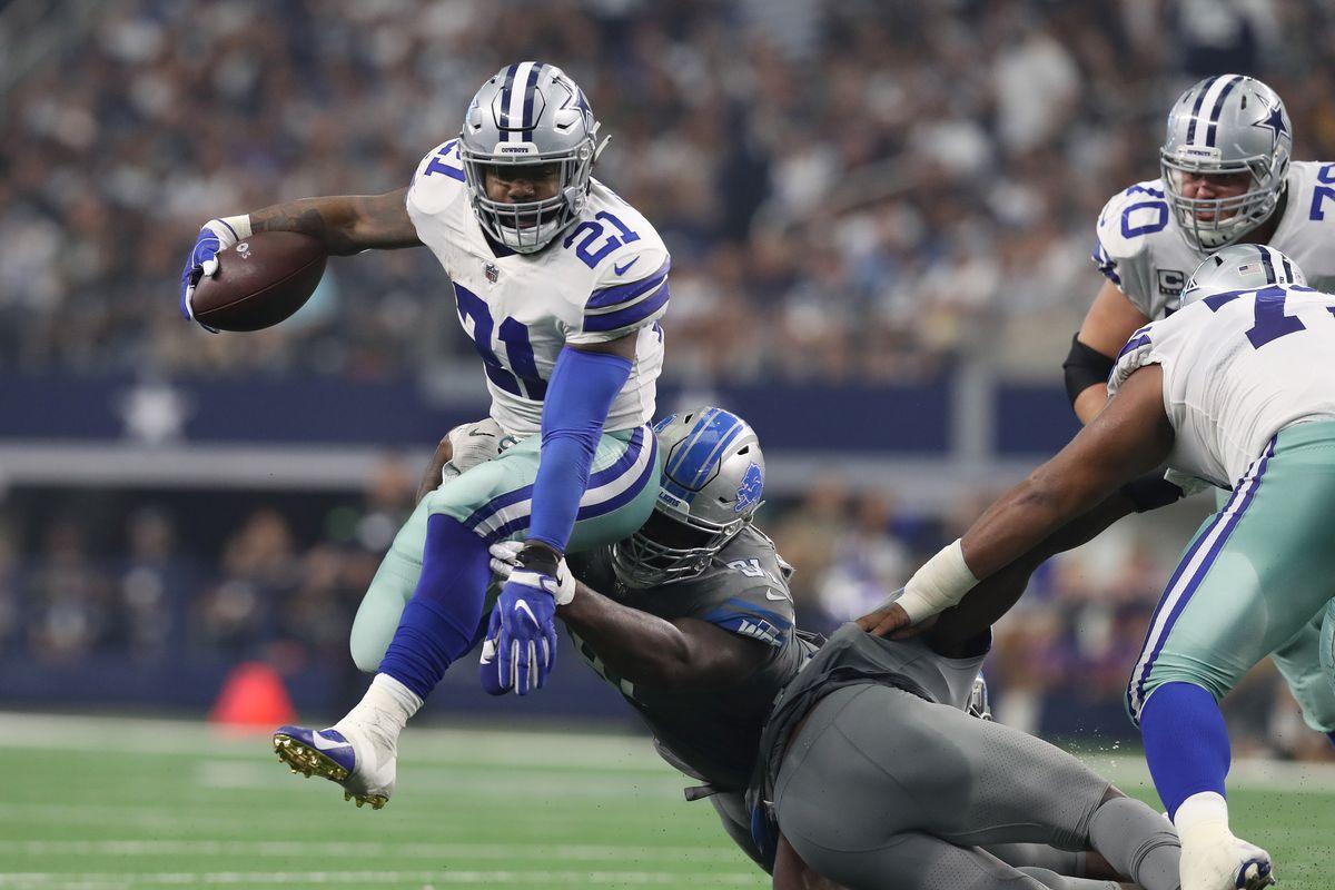 "7bec57a83d8 Cowboys news: Why it takes ""11 guys to slow down"" Ezekiel Elliott ..."