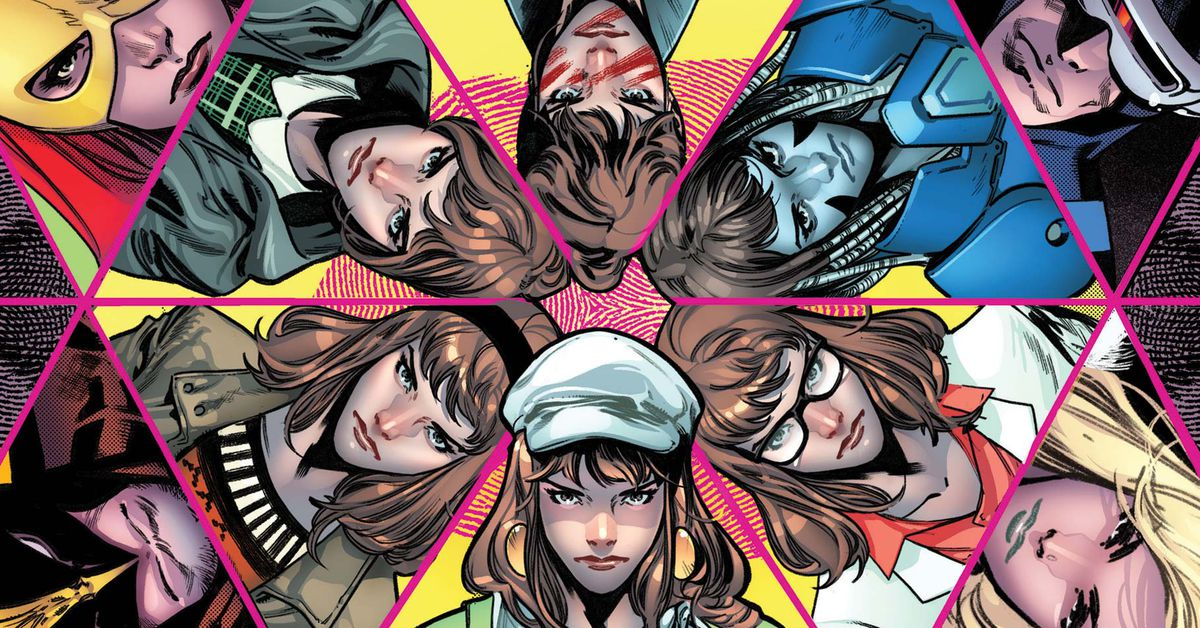 House of X just rewrote the history of one of the X-Men's oldest allies