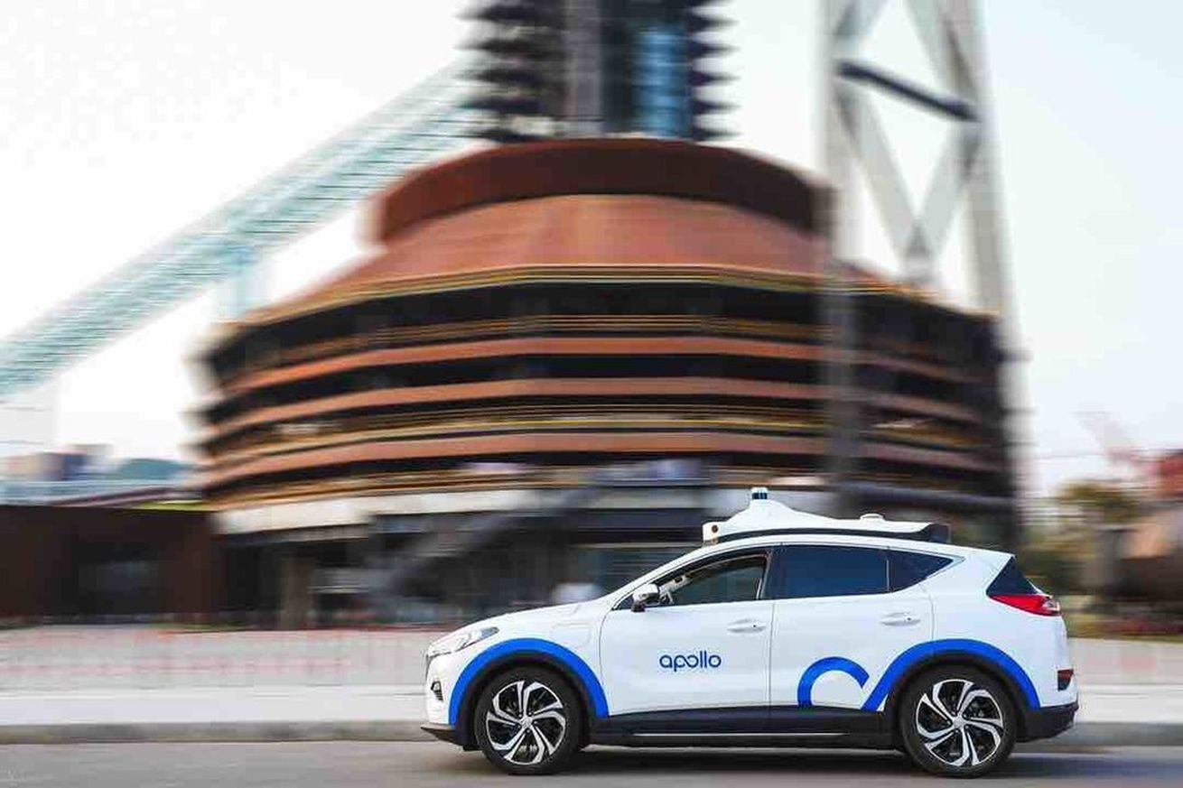 Baidu is the sixth company approved to test fully driverless cars in California