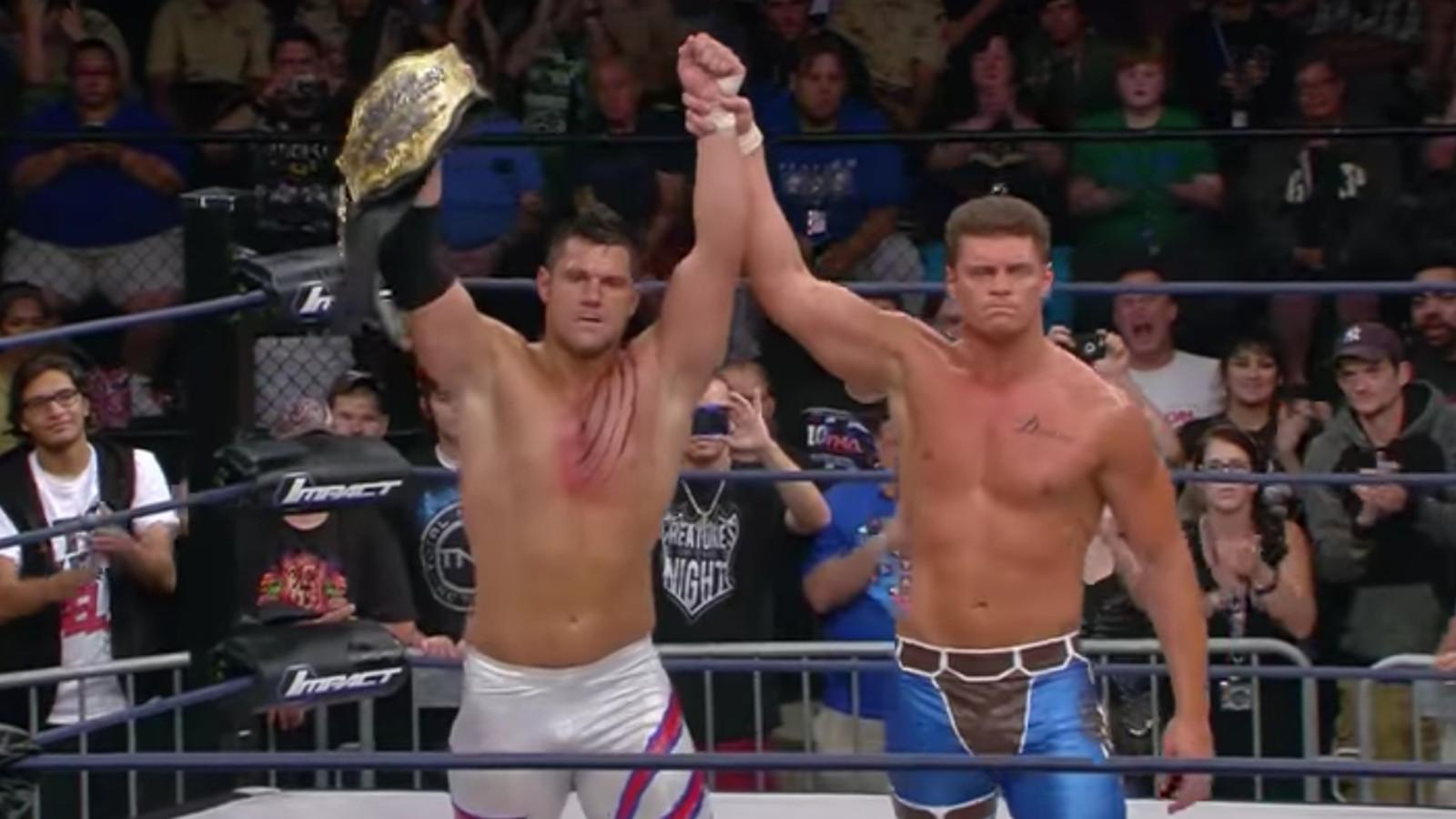 TNA Impact ratings bounce back