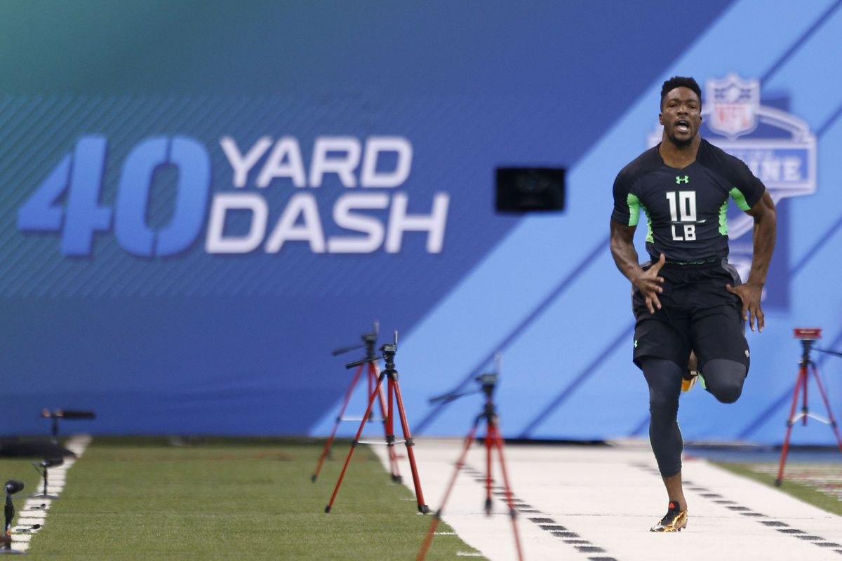 Leonard Floyd had very controversial measurements at the combine last year...