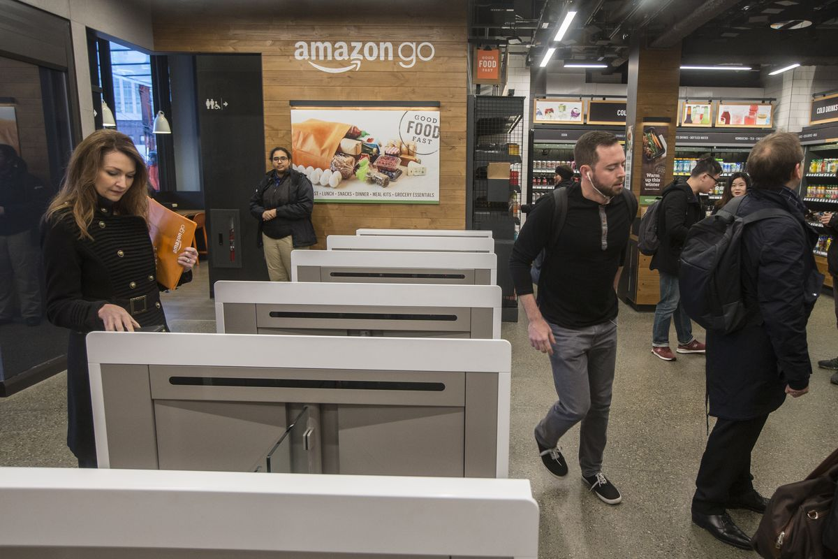 80d916bc61d2 Amazon to open third cashierless store in San Francisco - Curbed SF