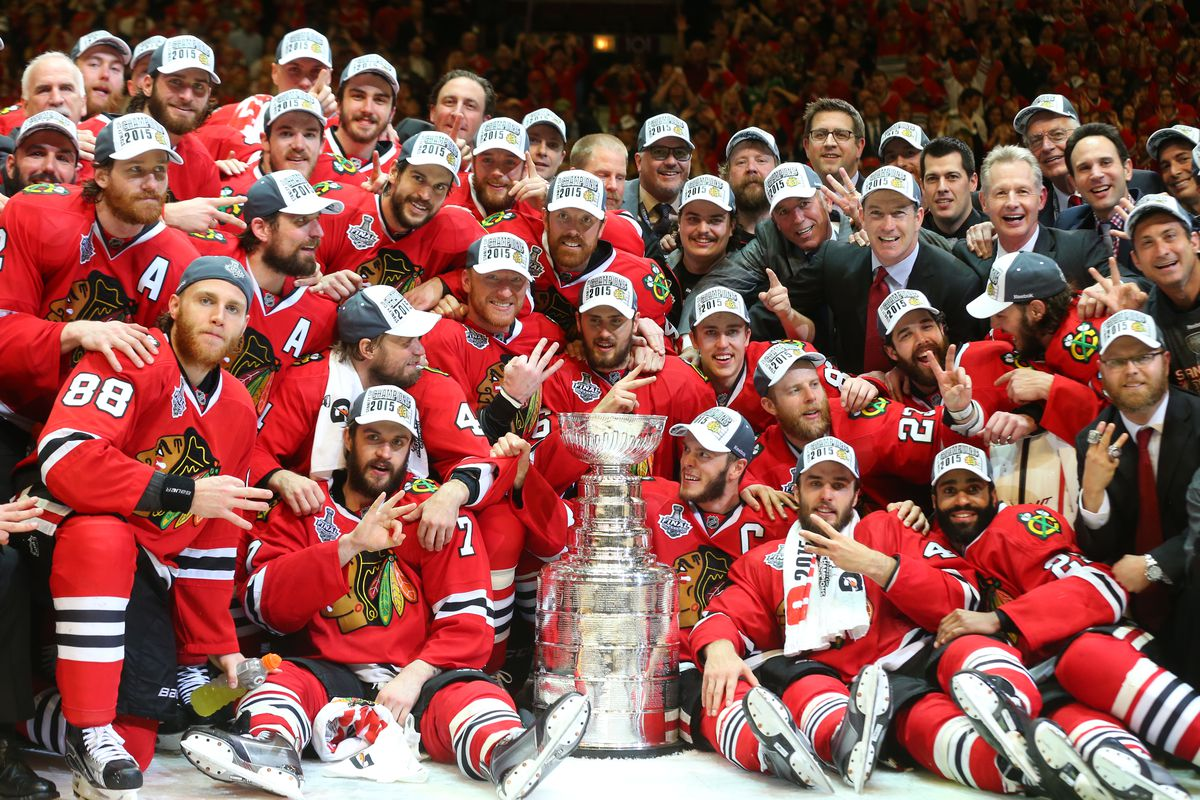 chicago blackhawks have second-best odds to win 2017 stanley cup