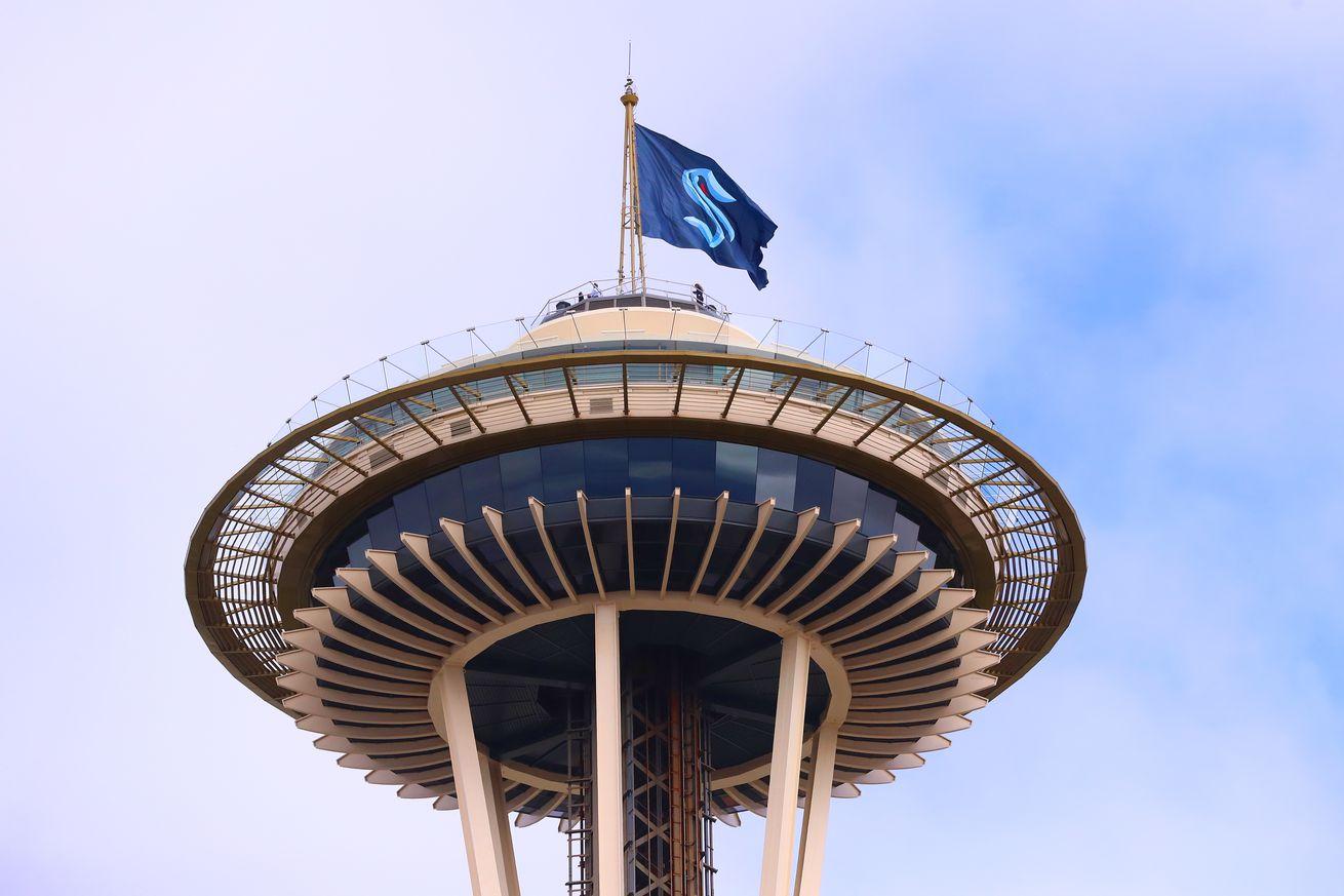 Future Home Of NHL Team Seattle Kraken Climate Change Arena