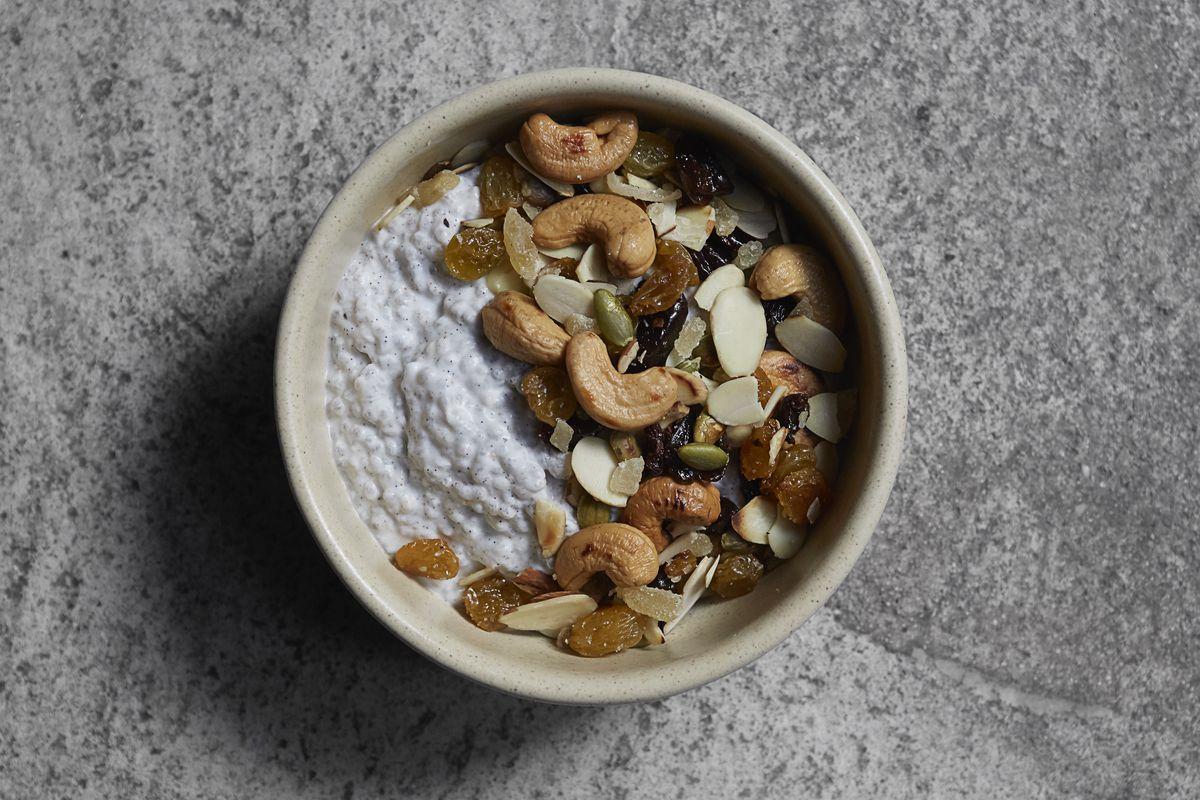 chia oatmeal
