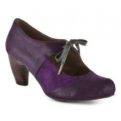 """""""The purple ESSKA Heela ($160) is the perfect mid-heel for day."""""""