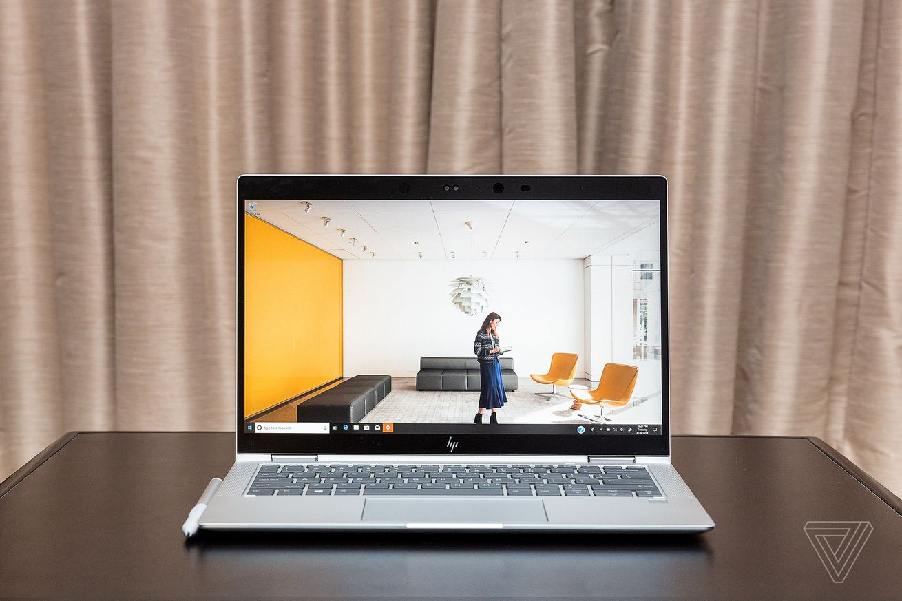 hp s new elitebook x360 is even smaller and now offers lte