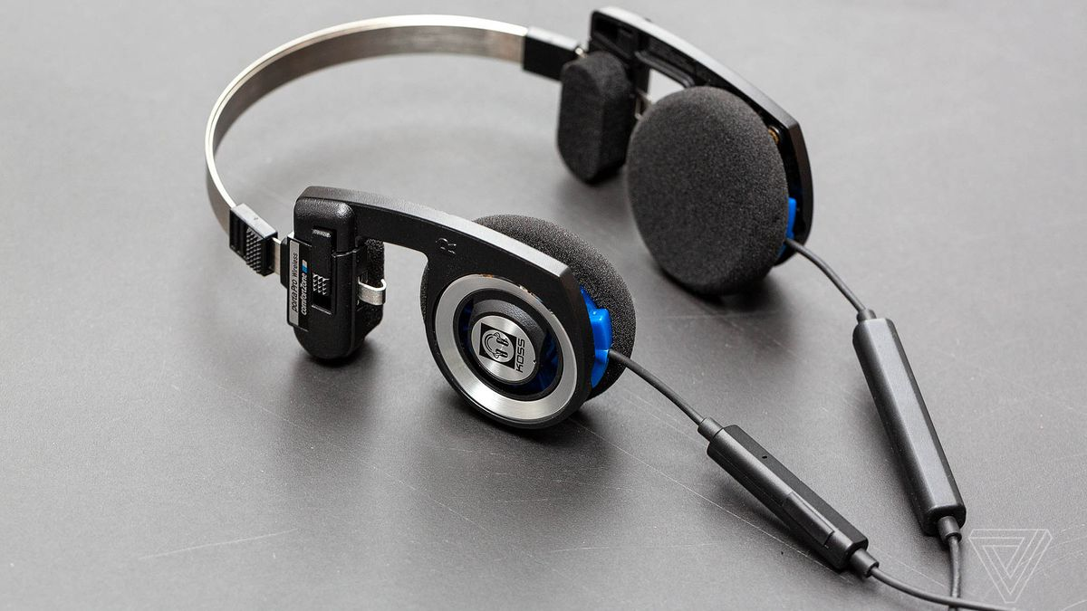 Koss Porta Pro Wireless review: a classic mistake - The Verge