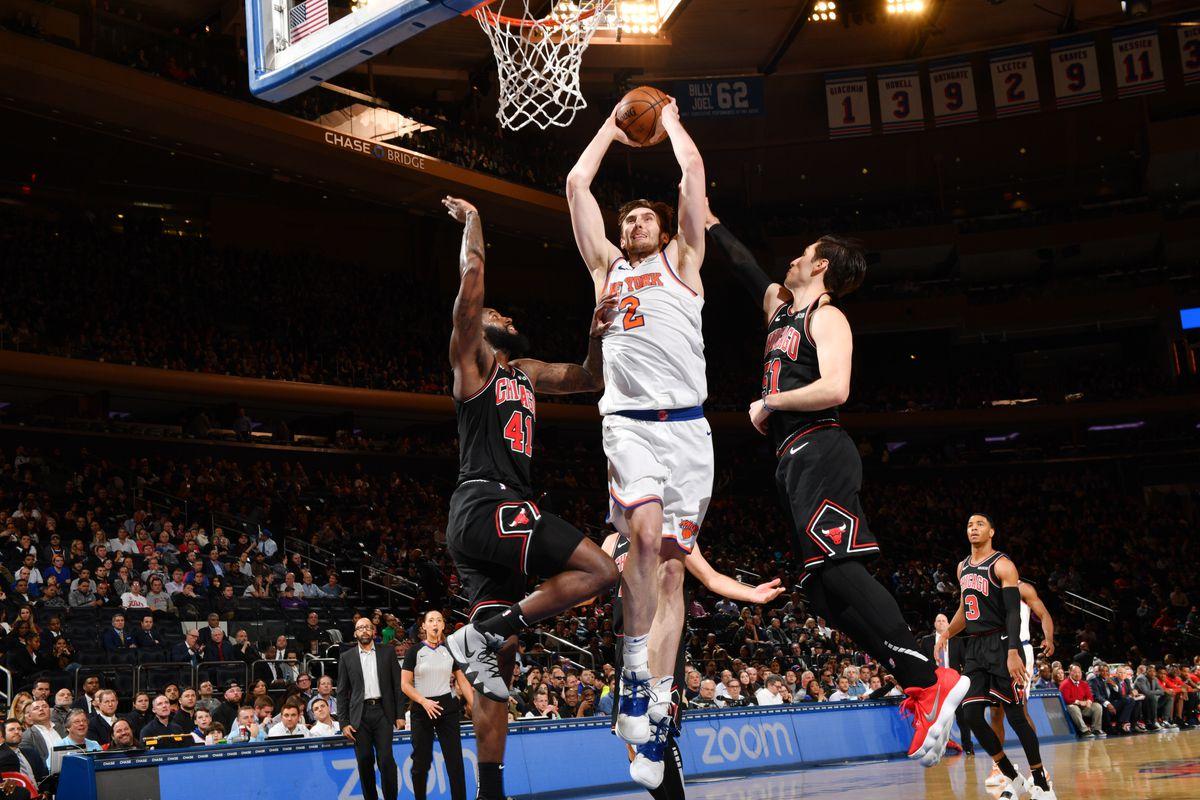 Bulls Sign Luke Kornet To Be Teams Backup Center Blog A Bull