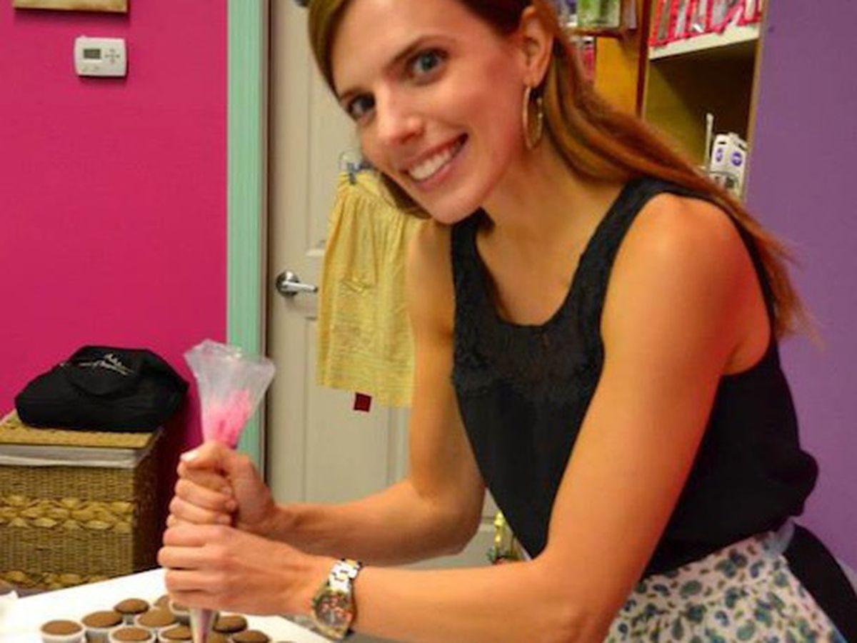 Photo: Liz Kores at Give Me Some Sugar, courtesy of Liz Kores
