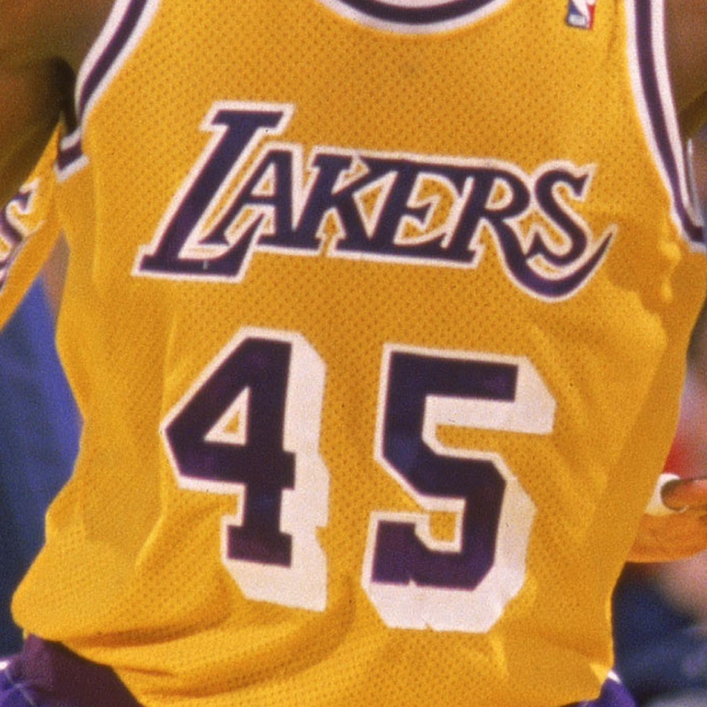 cfe05a90f Lakers Season Countdown  45 days