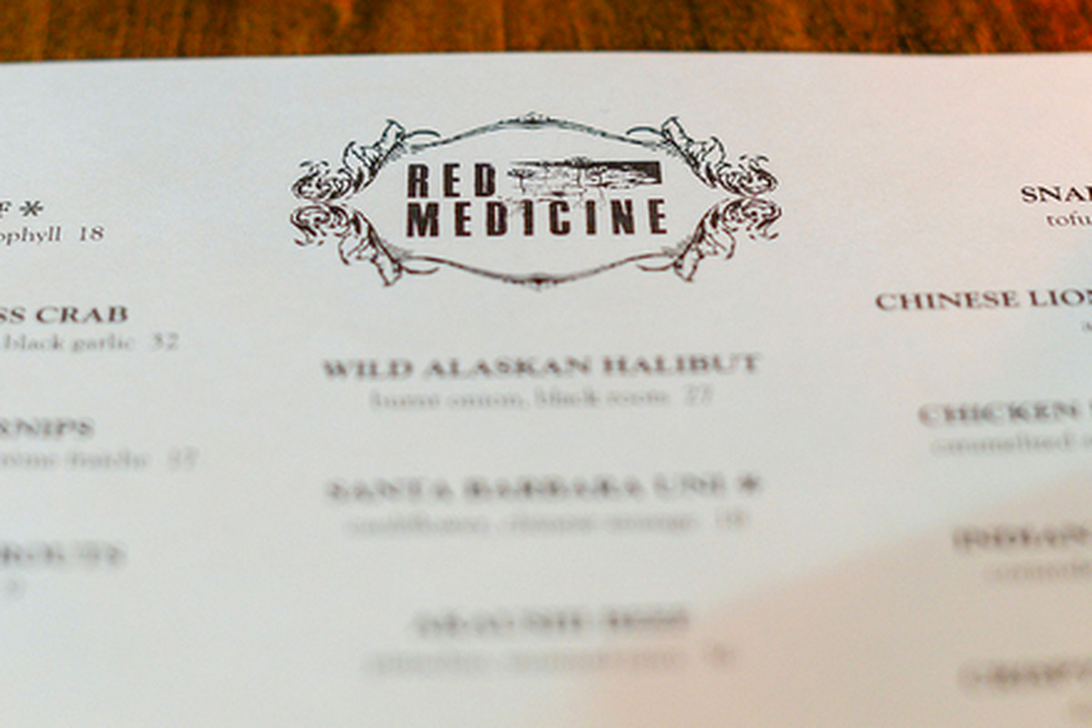Red Medicine, Beverly Hills.