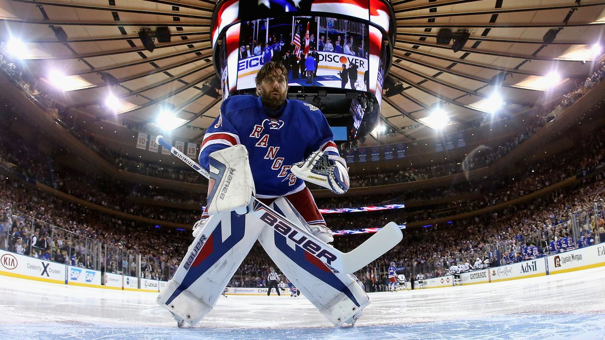 Arguably the best goalie of the past decade, Henrik Lundqvist was drafted in the 6th round.