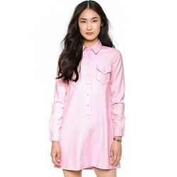 """<b>Chloe Sevigny for Opening Ceremony</b> Double Pocket A-Line Dress in Pale Pink, <a href=""""http://www.openingceremony.us/products.asp?menuid=2&catid=15&designerid=224&productid=87660"""">$595</a> at Opening Ceremony"""