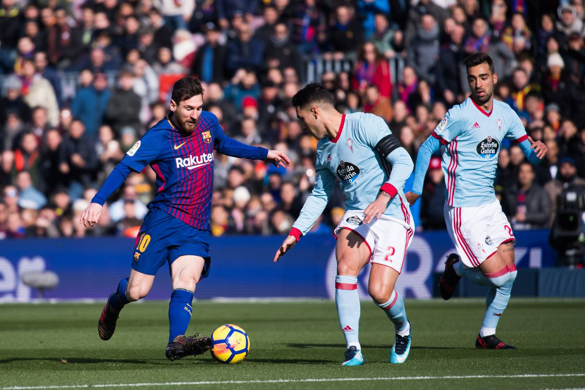 Image result for Celta Vigo vs Barcelona