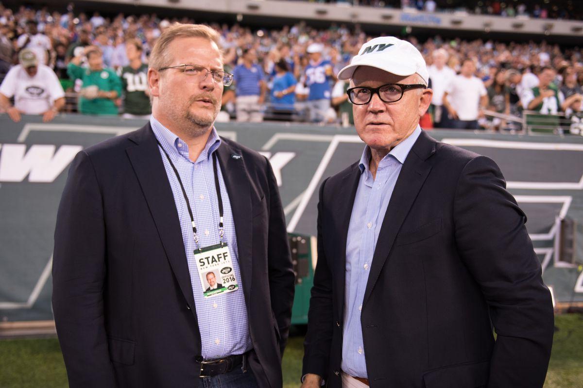 NFL: Preseason-New York Giants at New York Jets