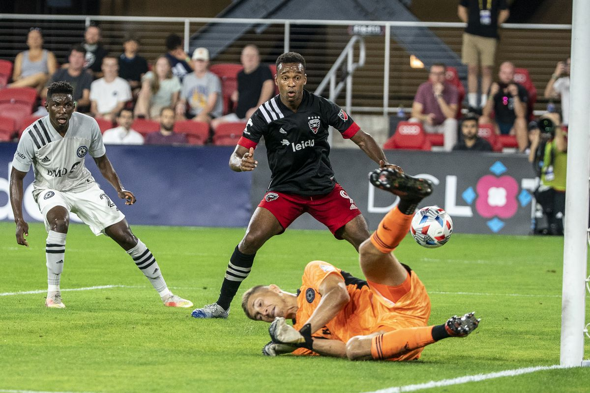 SOCCER: AUG 08 MLS - CF Montreal at DC United