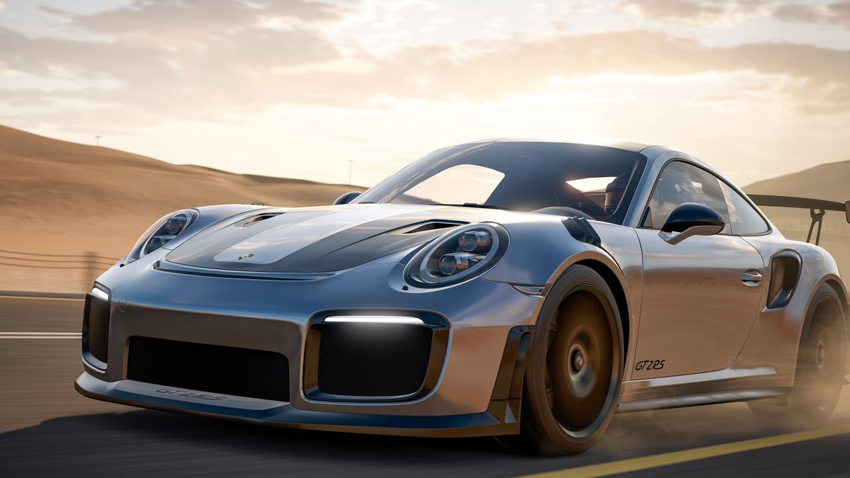 Forza Motorsport 7's Download Size Is Just Under 100GB