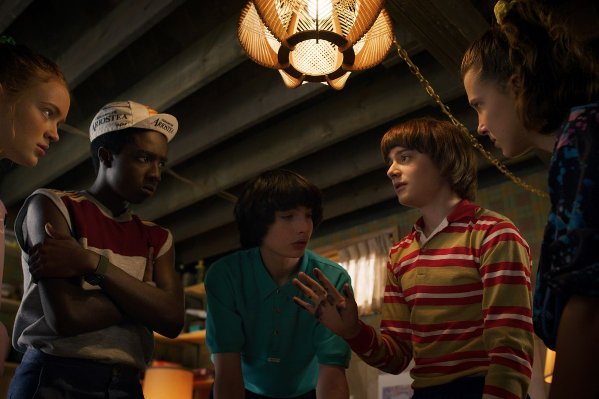 """A photo from """"Stranger Things 3."""""""