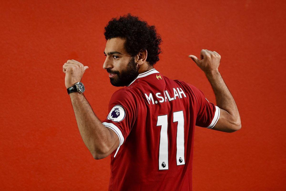 4d3f229db46 Full Coverage: Liverpool Sign Roma Winger Mohamed Salah - The ...