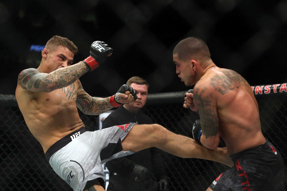 They said what?! Pros react to Dustin Poirier's entertaining win over Anthony  Pettis - Bloody Elbow