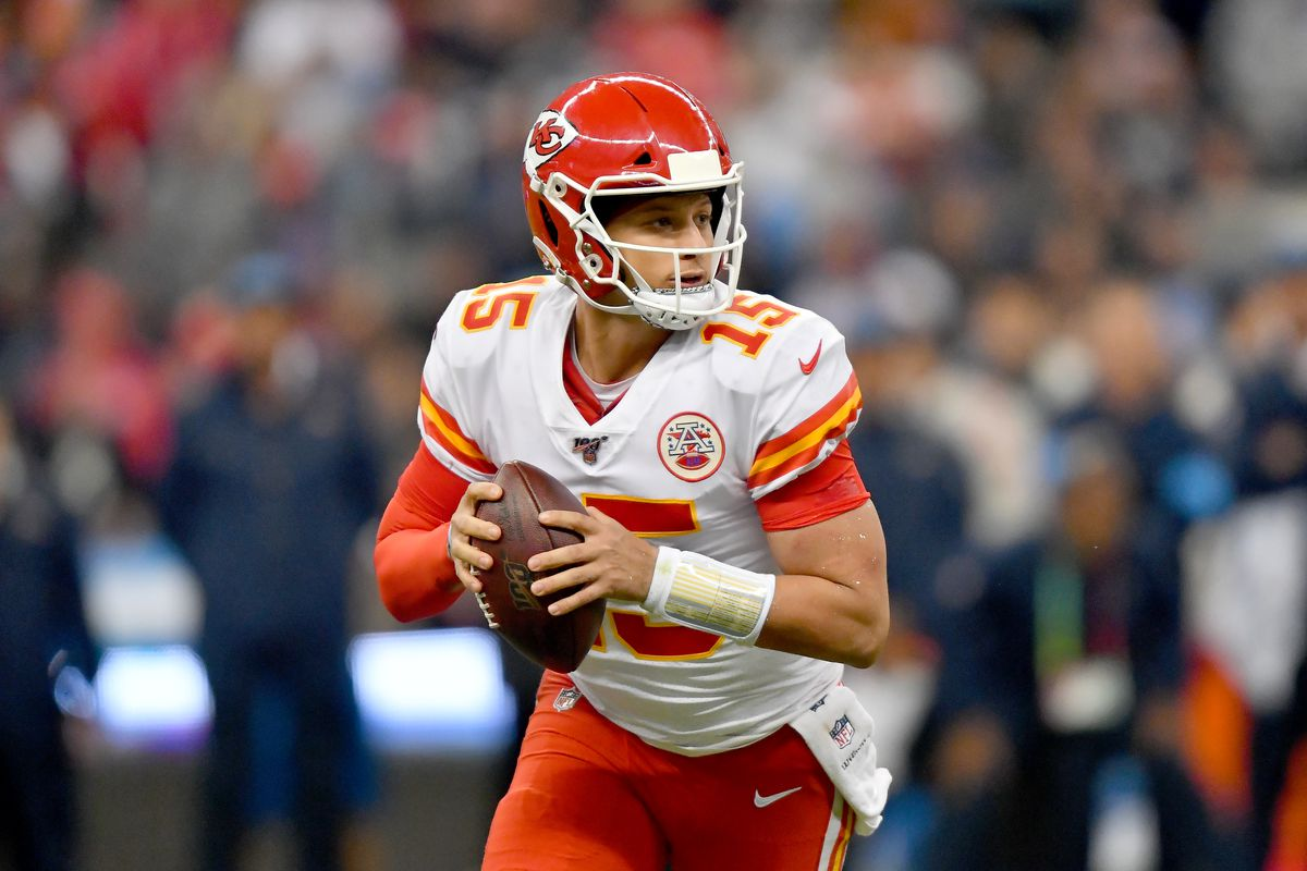 Kansas City Chiefs vLos Angeles Chargers