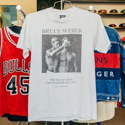 Bruce Weber tee, $398