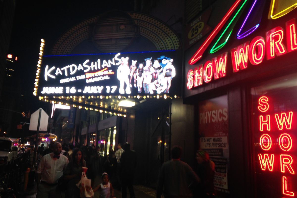 I Went to One of Times Squares Last Remaining Peep Shows