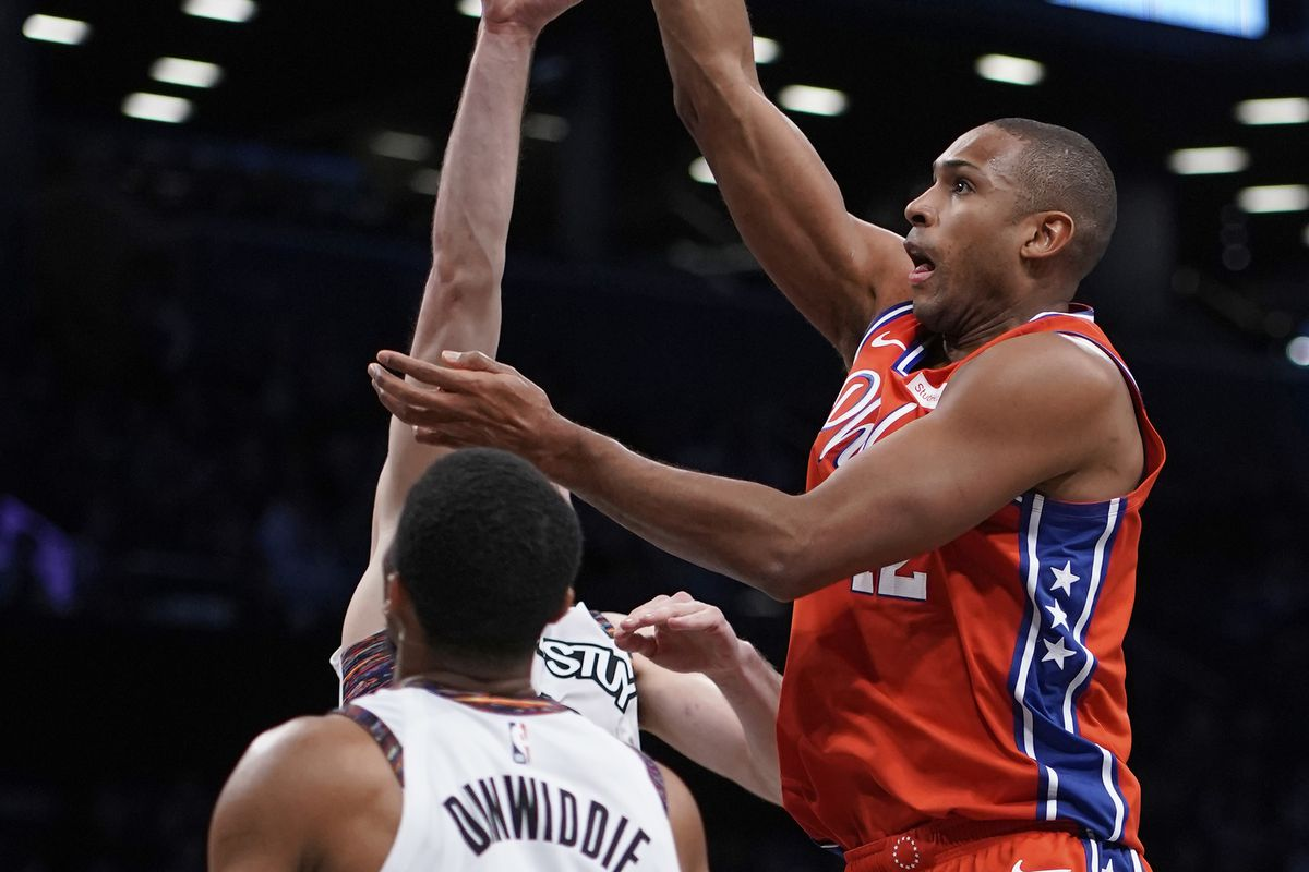 Philadelphia 76ers vs Brooklyn Nets
