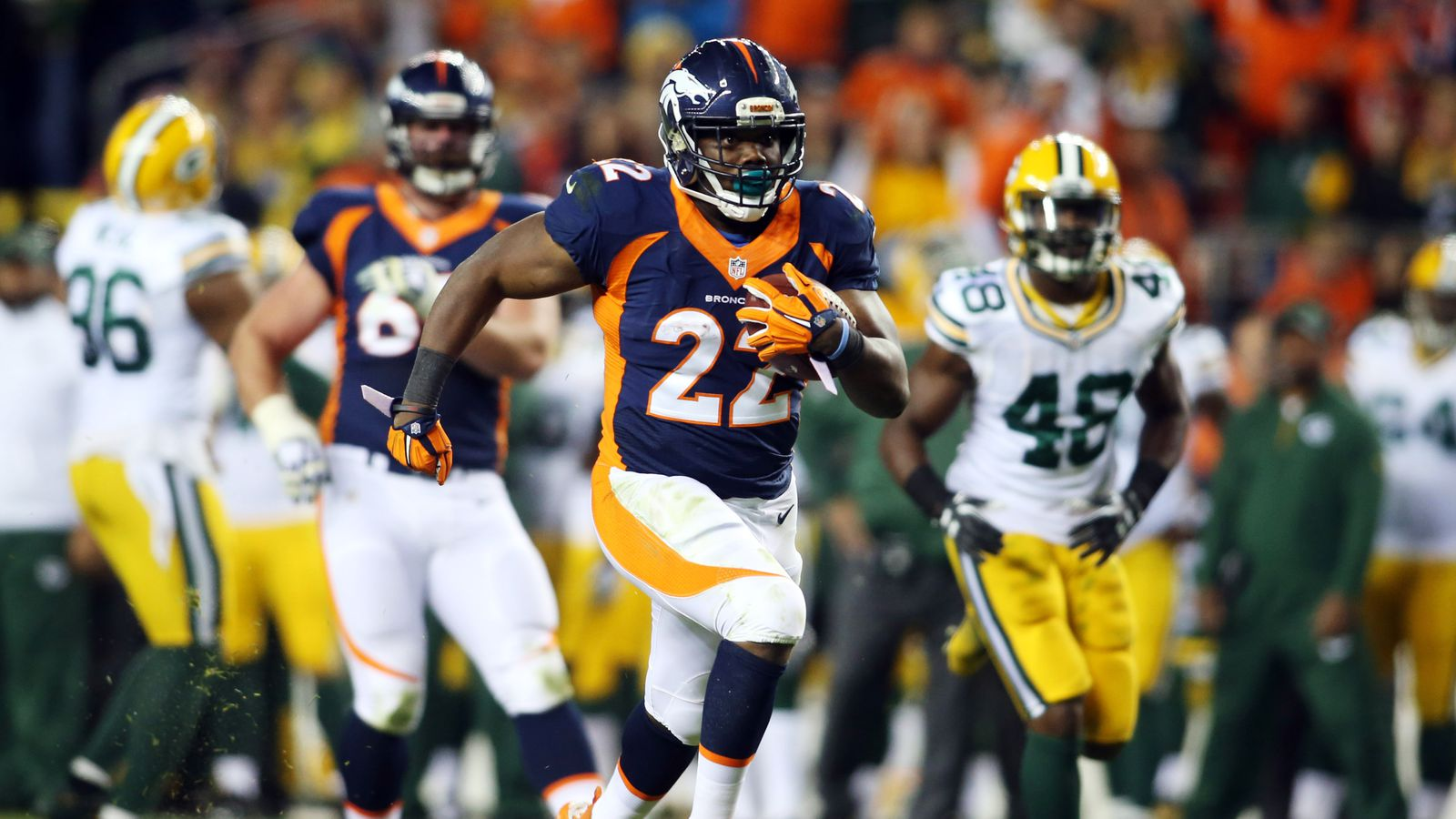 Broncos Raiders Chiefs Win Afc West Wrap Up For Week 8