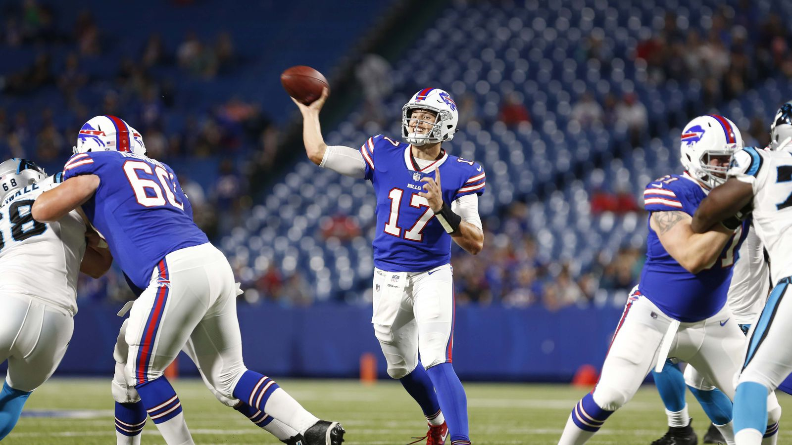 Bills vs. Panthers:  broadcast info, announcers, streaming, radio, television