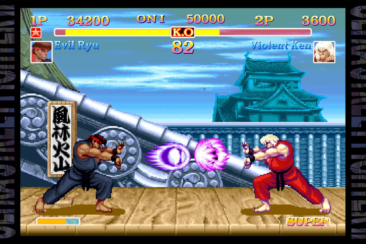 Ultra Street Fighter 2 Coming To Nintendo Switch Polygon