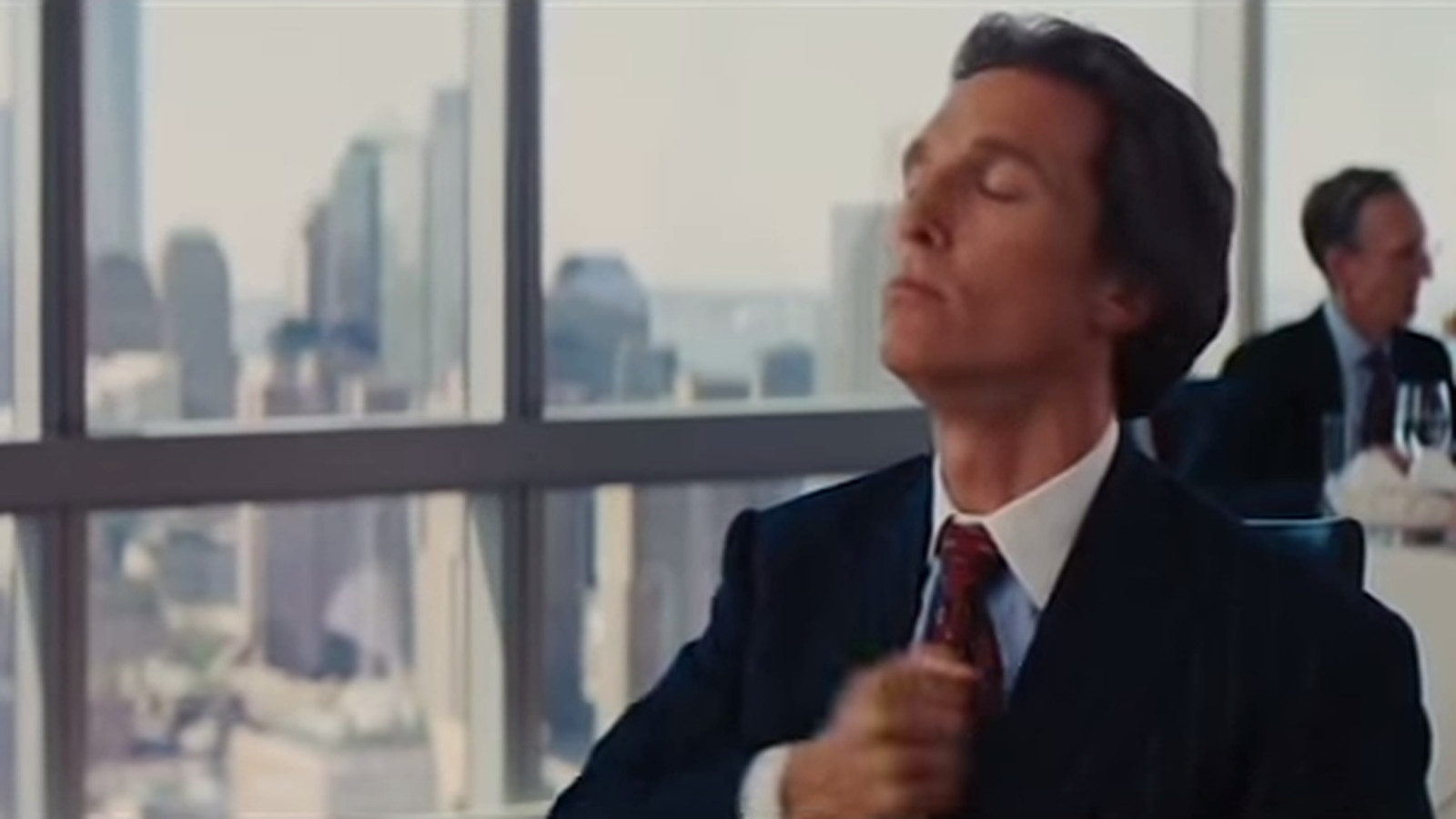Wolf Of Wall Street Chest Thumping Is The New Best Mlb