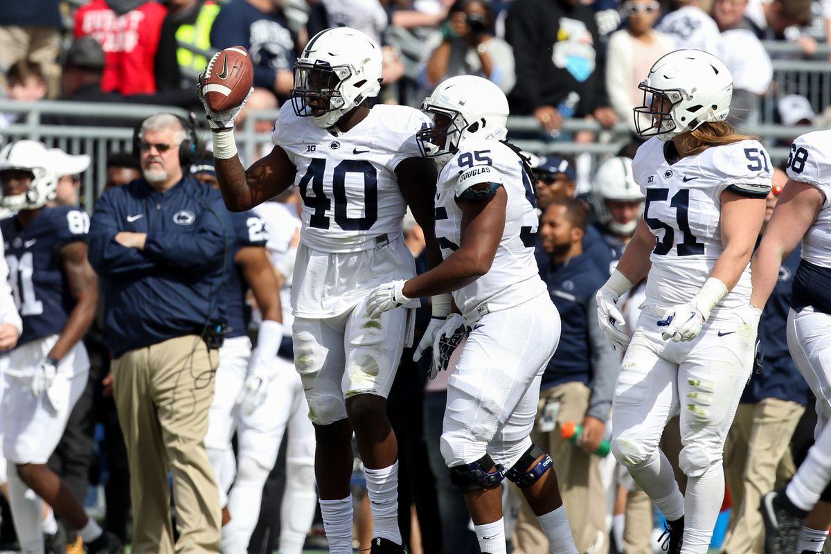 NCAA Football: Penn State Blue White Game